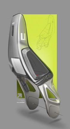 Performance car seat structure sketch by Roger Ofner - INTERIOR - Roasted Car Interior Sketch, Car Interior Design, Interior Design Sketches, Industrial Design Sketch, Interior Rendering, Upholstered Bench Seat, Car Sketch, Performance Cars, Transportation Design
