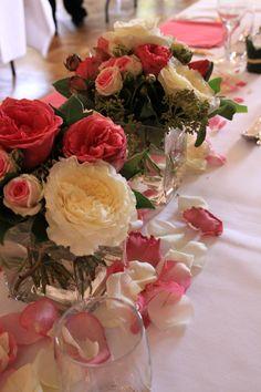 Bouquet de fleurs esprit jardin  www.benoitguyard.com