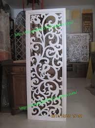 Related image Wooden Front Door Design, Wooden Front Doors, Partition Design, Glass Partition, Ceiling Design Living Room, Living Room Designs, Cottage Shutters, Styrofoam Art, Indoor Shutters