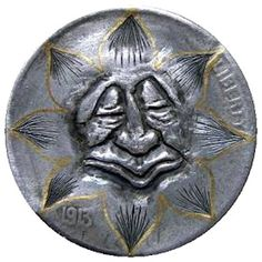 Jewelry and unusual carvings by Shamey Metalcraft Hobo Nickel, Coin Art, Antique Coins, Money Talks, Art Forms, Sculpture Art, Jewelry Collection, Buffalo, Jewelry Making