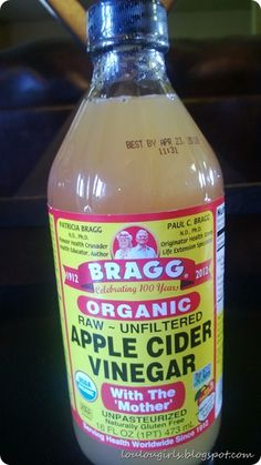 Lou Lou girls : 3 Amazing Facts about Apple Cider Vinegar