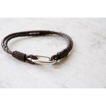 Braided Bracelets, Leather Bracelets, Bracelets For Men, Braided Leather, Braids, Bang Braids, Cornrows, Men's Wristbands, Braid Hairstyles