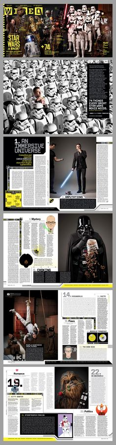 "Art Streiber on shooting Wired's ""Star Wars"" cover. Plus: behind-the-scenes video"