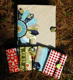quilt.cook.keep.: Sunshine Kissed Journal Covers