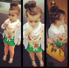 she would look adorable in this!