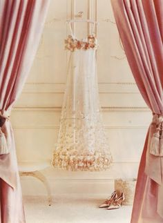 Remove the door put heavy curtains with tie backs and tassles