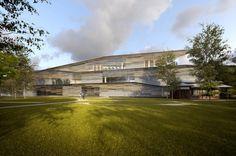 The Albert Kahn Museum And Gardens – Kengo Kuma en http://www.arquinauta.com