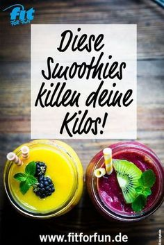 With these smoothies you'll melt your fat! weight Slimming smoothies – 50 healthy smoothie recipesSlimming smoothies – 50 healthy smoothie with vitamin loaded detox drinks Apple Smoothies, Healthy Smoothies, Healthy Drinks, Smoothie Recipes, Healthy Recipes, Healthy Detox, Fitness Smoothies, Snacks Sains, Smoothie Detox