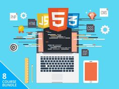 Learn All Complete Web Languages In One Bundle   Coding for the web is a multi-tentacled beastbecause depending on the language and programming environment you use there are a dozen different ways to accomplish your goals. You can figure out which one is right for you and your projects with thisComplete Web Programming Bundleof development basics.  Even if youve never worked on the back end of a web page before this bundle of eight courses will walk you through. Youll cover basic web…