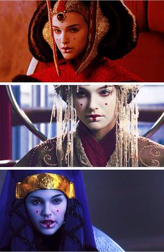 Padme Amidala in Episode 1