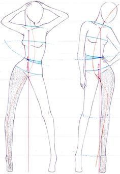 Basics of figure drawing 2