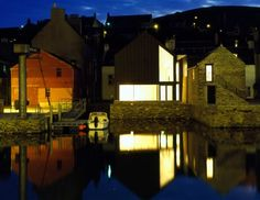 Reach and Hall Pier Arts Centre Stromness