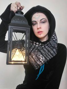 Check out this item in my Etsy shop https://www.etsy.com/uk/listing/590915106/gothic-hatgothic-hoodwitchy