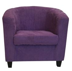 The Contour College Chair - Purple