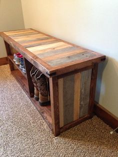 DIY Home Decor Easy to Ingenious Ideas - Terrific concept to formulate a classy and charming diy home decor rustic wood . Tip shared on this moment 20190514 , Post reference id 4644769350 Pallet Patio Furniture, Country Furniture, Furniture Projects, Furniture Making, Wood Furniture, Wood Projects, Cheap Furniture, Antique Furniture, Modern Furniture