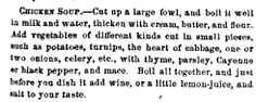 Chicken Soup   Godey's Magazine, Volumes 62-63  Pg 265