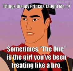 People find ridiculous meanings and themes in Disney stuff, but this is actually pretty funny