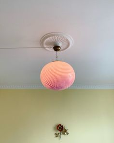 Pink Ceiling, Glass Ceiling Lights, Ceiling Lamp, Bohemian House, Cafe Interior, Murano Glass, Home Decor Inspiration, Furniture Decor, My Room
