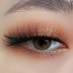 Edgy Makeup, Makeup Eye Looks, Eye Makeup Art, Cute Makeup, Pretty Makeup, Eyeshadow Makeup, Beauty Makeup, Korean Eye Makeup, Asian Makeup