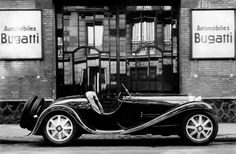 1932-35 Bugatti Type 55 Roadster