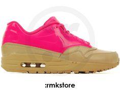 Nike Wmns Air Max 1 VT Vachetta Pack Beige Pink (615868-202) - RMKstore