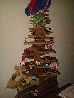 Sinterklaas boom