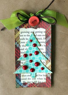 just me and my mary janes: More Christmas Tags!
