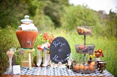 Inspired Creations Contest entry at The Sweetest Occasion: I am really digging these outdoor parties