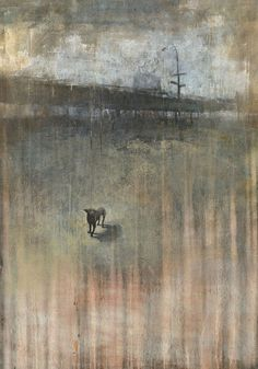 The paintings ofFederico Infante make me think of an old world artist who has time traveled to the present....