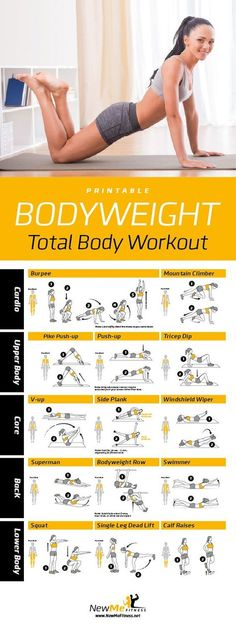 Total Body Workout | Posted By: NewHowToLoseBellyFat.com