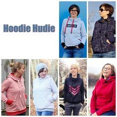 Ebook Hoodie Hudie in Gr. Hoodies, Sweatshirts, Sewing Patterns, Graphic Sweatshirt, Sweaters, Baby, Fashion, Pictures, Beautiful Figure