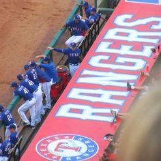 Texas Rangers. <3