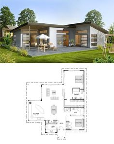 This Plan Includes My Changes. Original At The Link. 1948sf. Small  HouseplansMini ...