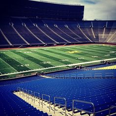 We can't wait to see Michigan Stadium filled for Saturday's commencement ceremony. #MgoGrad