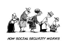 How Social Security Presently Works