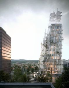 "Gallery of Sou Fujimoto, Nicolas Laisné and Dimitri Roussel to Build 28,000 sqm ""Village Vertical"" in Grand Paris - 11"