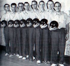 1956 National League of Bowlers