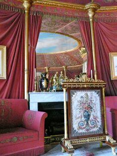 www.eyefordesignlfd.blogspot.com: The Interiors Of Chateau de Malmaison