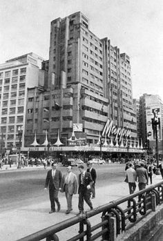 Mappin Department Store - circa 1960