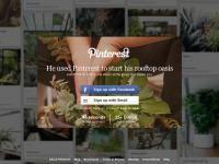 Sociální síť PINTERES - pozvánky a info