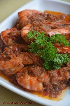 Diah Didi's Kitchen: Udang Bago Bumbu Balado