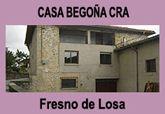 #Alojamiento Casa Rural Begoña Adherido al programa Las Edades en #Merindades ( #Monacatus ) Fresno de Losa #Burgos Alquiler completo