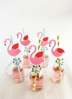 Nifty flamingo printable | 10 Fabulous Flamingo DIYs- Tinyme Blog