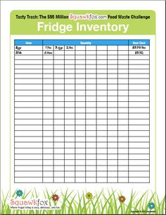 frugal fridge inventory and money savings ideas.  love the easy to understand info on creating your own perfectly organized fridge.