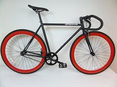 [New Arrival]  http://fixiecycles.com/shop//bikes-bikes/matte-black-and-red-fixie-with-drop-bars-single-speed-fixie-bike-with-flip-flop-hub-by-sgvbicycles-fixies/  -  Matte Black and Red Fixie with Drop Bars Single Speed Fixie Bike with Flip Flop Hub By Sgvbicycles Fixies #fixie