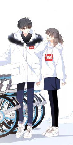 24 Ideas for wall paper cute anime art Cute Couple Drawings, Cute Couple Art, Anime Couples Drawings, Anime Love Couple, Anime Couples Manga, Anime Guys, Pretty Anime Girl, Anime Art Girl, Otaku Anime