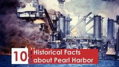 10 Historical Facts about Pearl Harbor #pearlharbor #history #facts