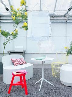 Rosendal Gardens for ELLE Interior with Tina Hellberg  Photo Petra Bindel