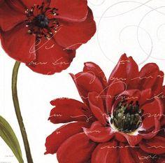 Rouge Paris II Fine-Art Print by Lisa Audit at UrbanLoftArt.com