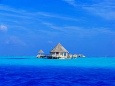 Resort in Maldives Vacation Destinations, Dream Vacations, Vacation Spots, What A Wonderful World, Beautiful World, Beautiful Places, Amazing Places, Beautiful Pictures, Oh The Places You'll Go